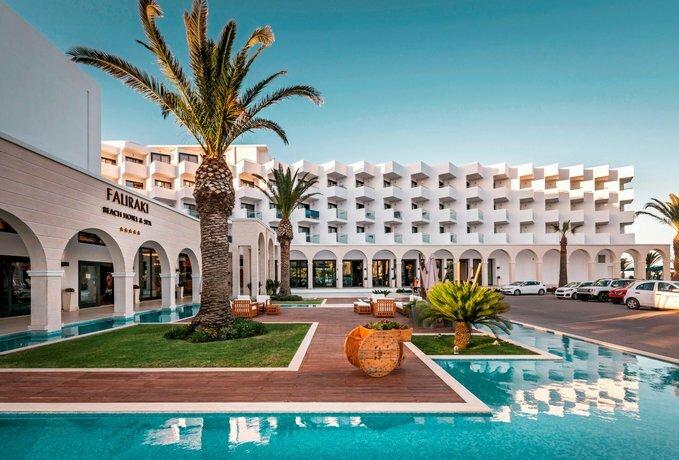 Отель и СПА Mitsis Faliraki Beach