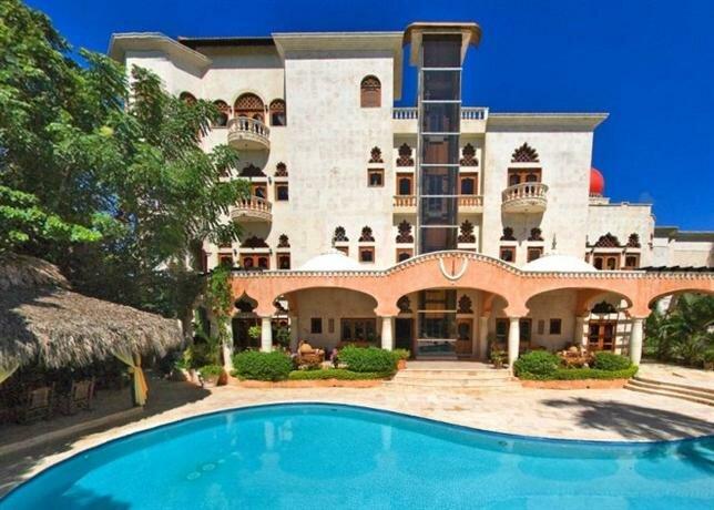 The Balaji Palace at Playa Grande