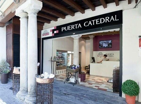 Puerta Catedral Indias Lofts