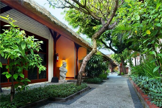 AlamKulKul Boutique Resort Kuta Bali