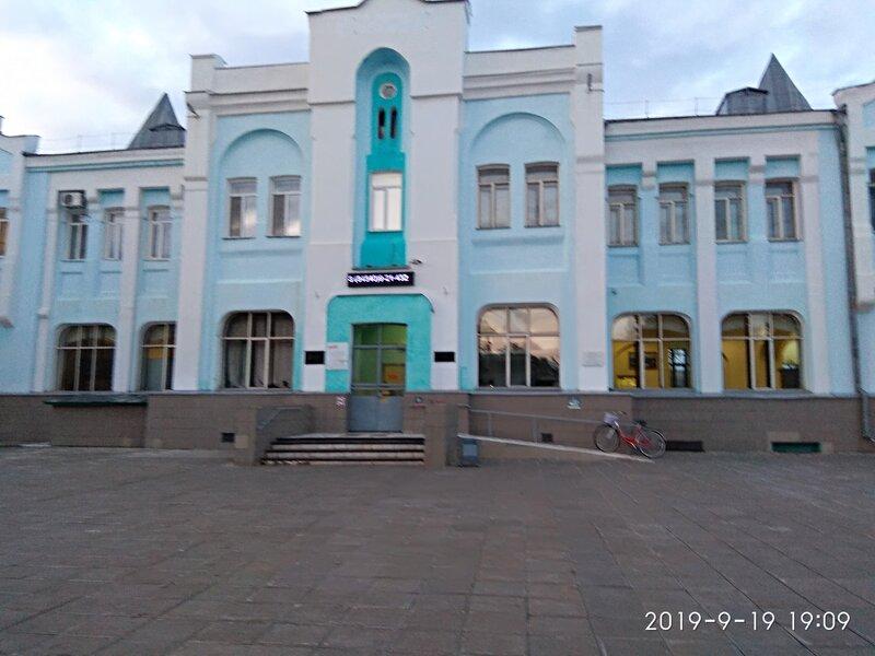 Гостиница на вокзале Ртищево
