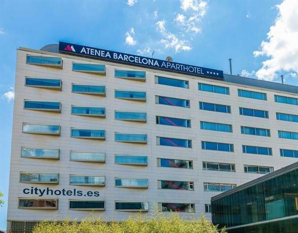 Апарт-отель Atenea Barcelona