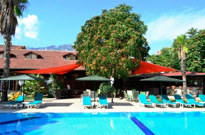 Erendiz Garten Hotel
