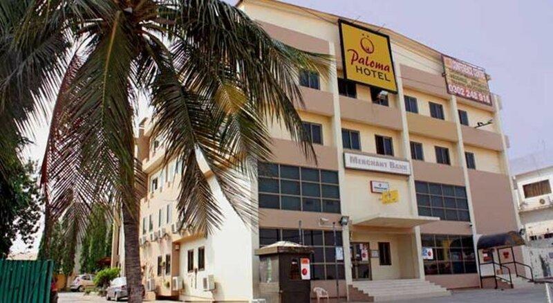 Palma Hotel Spintex