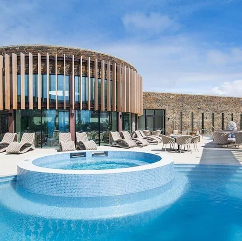 The Headland Hotel and SPA