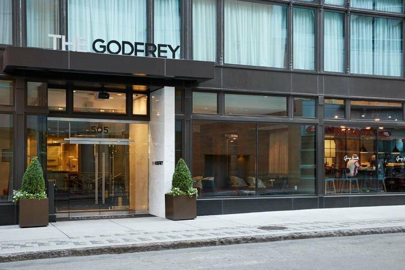 The Godfrey Hotel Boston