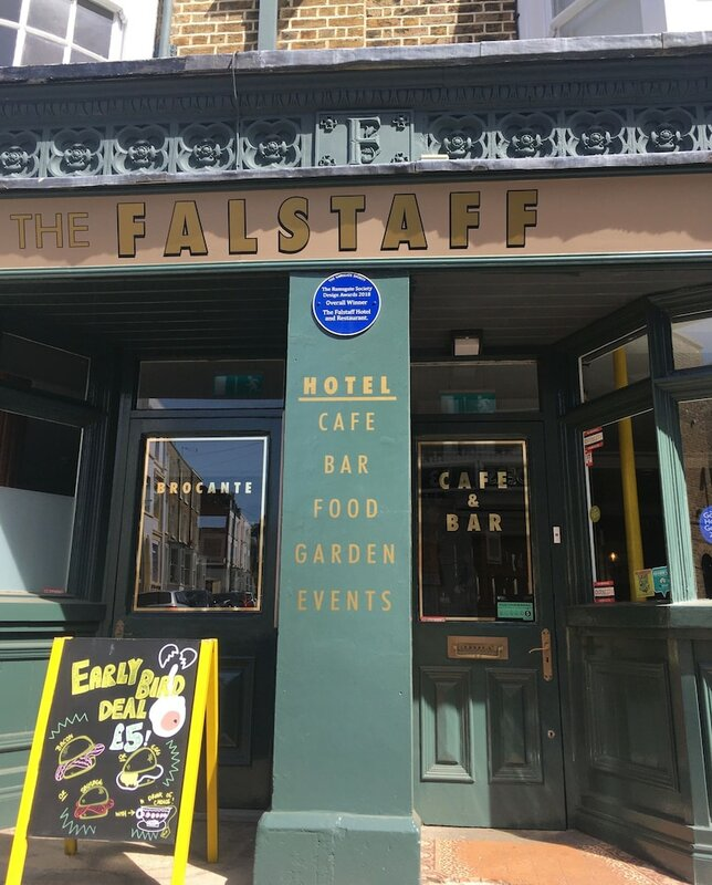 The Falstaff Ramsgate