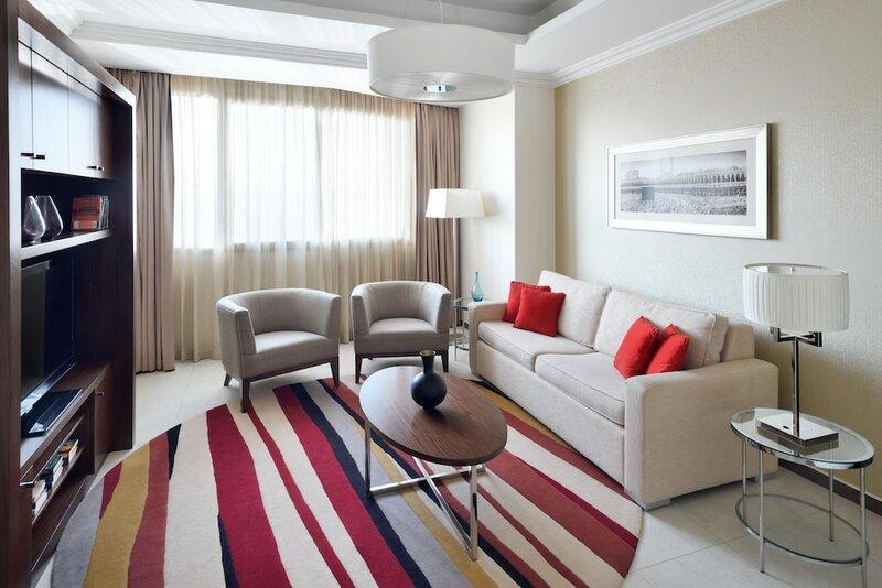 Marriott Executive Apartments Riyadh, Convention Center