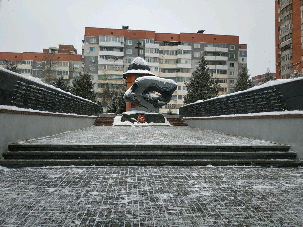 памятник, мемориал — Воинам-интернационалистам — Витебск, фото №1