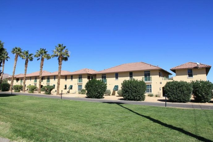 On-Base Suites Fort Irwin