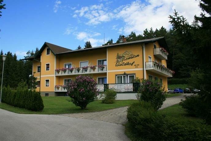 Appartements Waldhof Sankt Kanzian am Klopeiner See