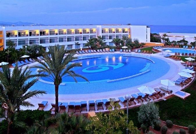 Grand Palladium Palace Ibiza Resort & Spa- All Inclusive 24h