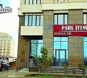 Отель Park avenue