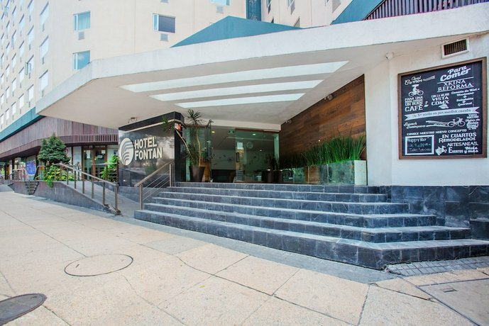 Hotel Fontan Reforma Mexico