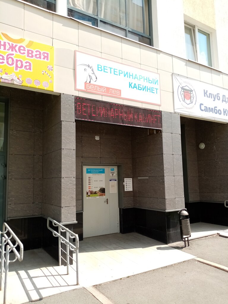 ветеринарная клиника — Белый лев — Екатеринбург, фото №2