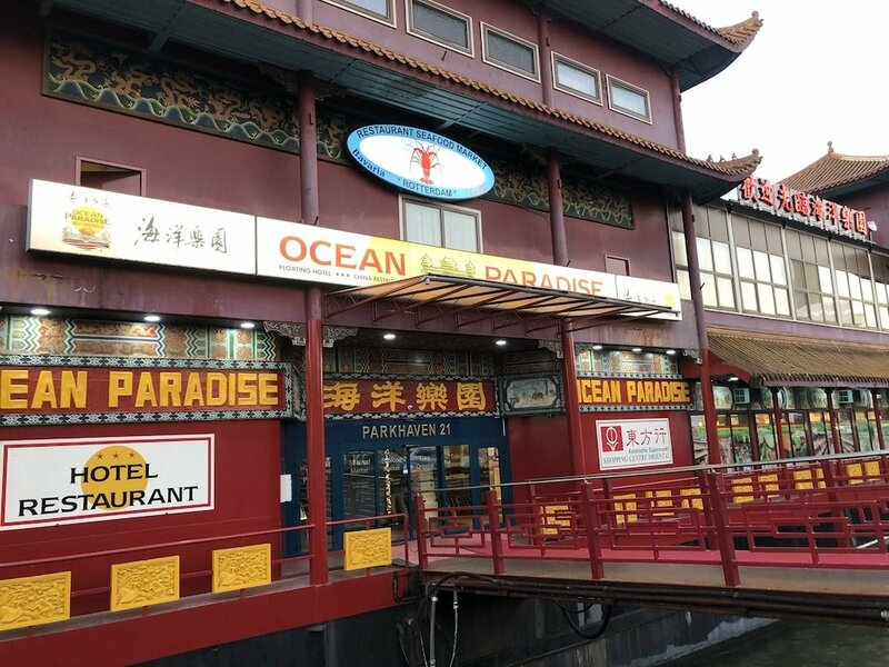 Hotel New Ocean Paradise