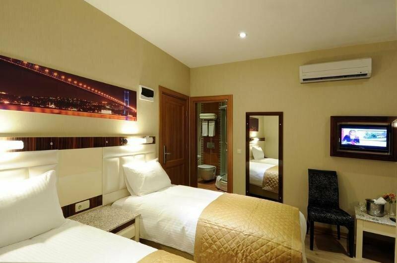 otel — The City Port Hotel — Fatih, foto №%ccount%