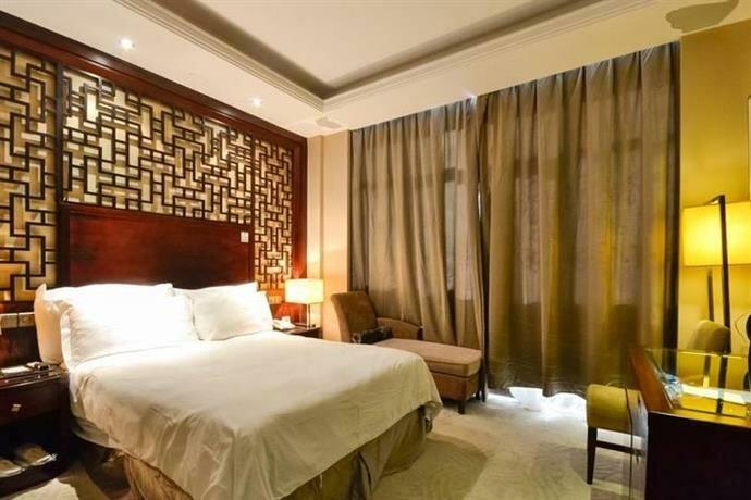 Yuhuan Lijing Hotel