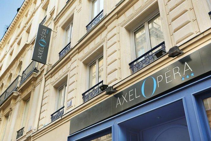 Quality Hôtel Axel Opera Paris 9