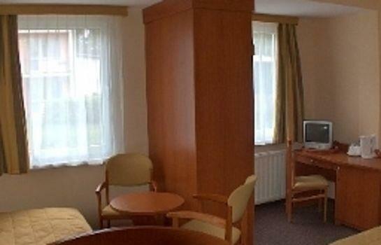 Hotel Interferie w Dabkach