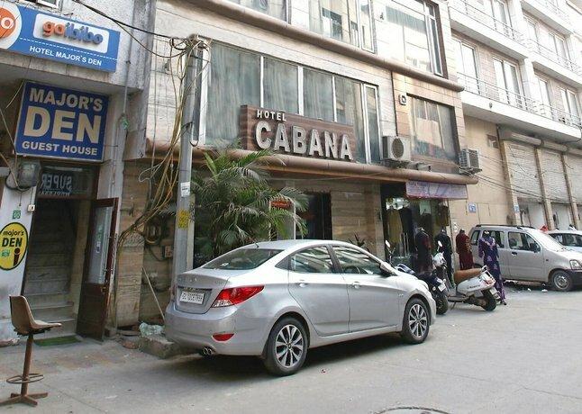 Hotel Cabana Pahar ganj