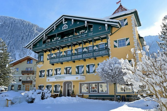 Postresidenz Mayrhofen