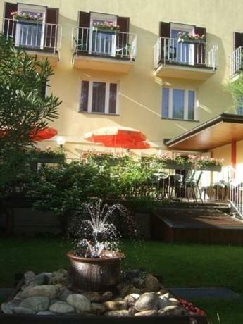 Strandbad Hotel Eden