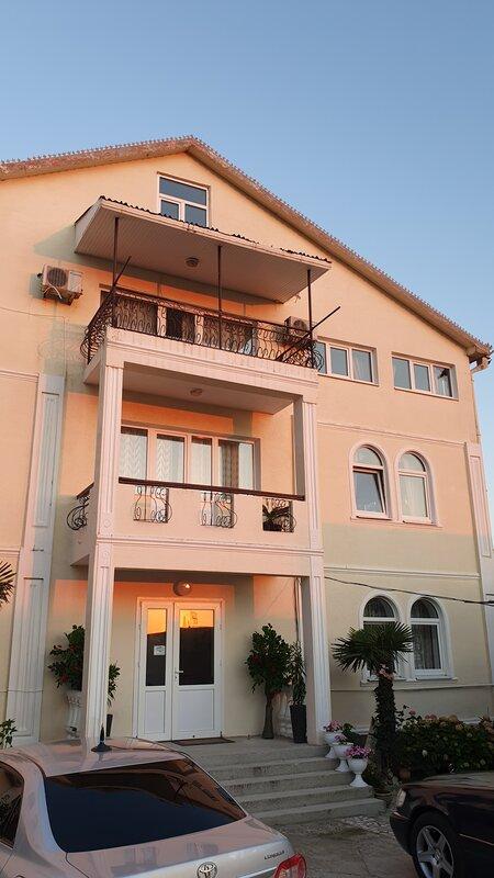 Гостиница у Марины