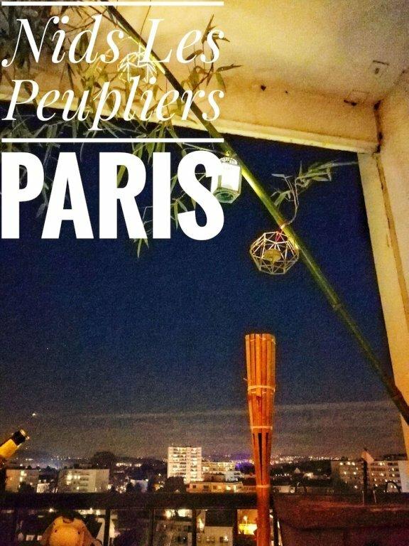 Nids Les Peupliers Paris