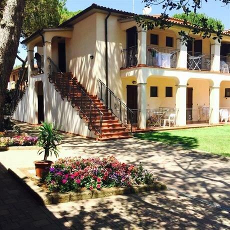 Hotel Boschetto Follonica
