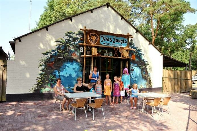 Oostappen Vakantiepark Brugse Heide
