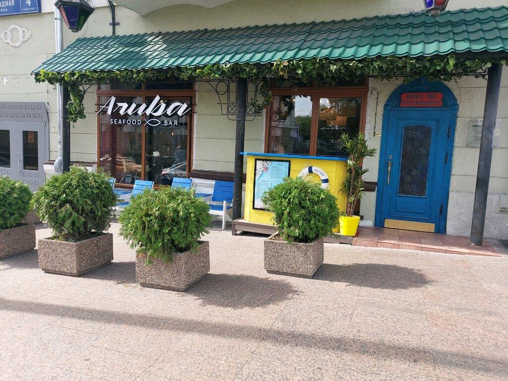 restaurant — Aruba seafood — Moscow, photo 2