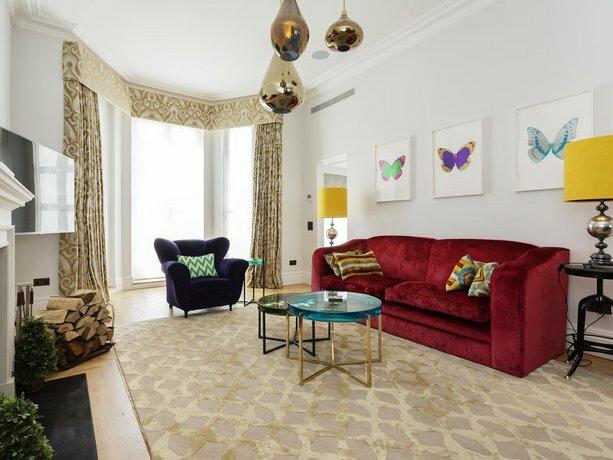 Veeve Kingly Kensington 5 Bed House On Argyll Road