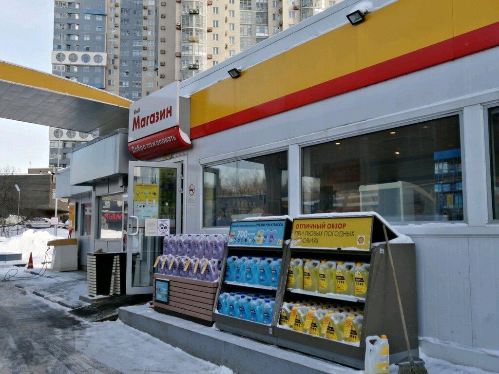 АЗС — Shell — Красногорск, фото №1