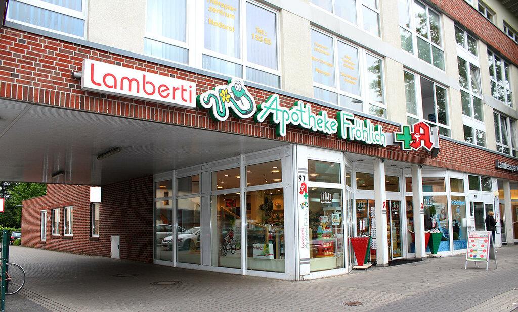 pharmacy — Lamberti-Apotheke-Fröhlich — Oldenburg, photo 1