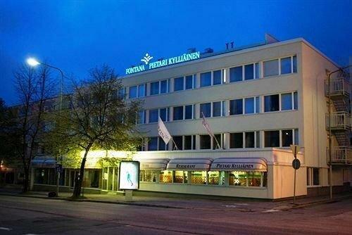 Hotelli Pietari Kylliäinen
