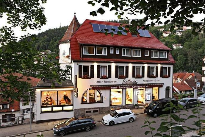 Hotel-Restaurant Ketterer am Kurgarten