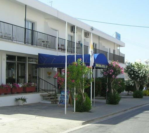 Pavlinia Hotel Apartments