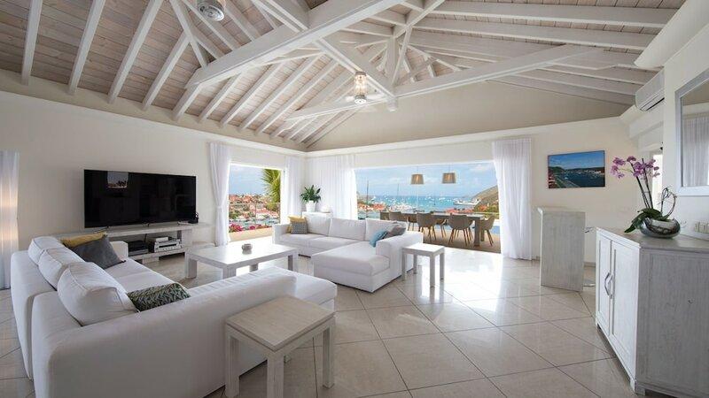 Dream Villa St-barth Gustavia Prestige