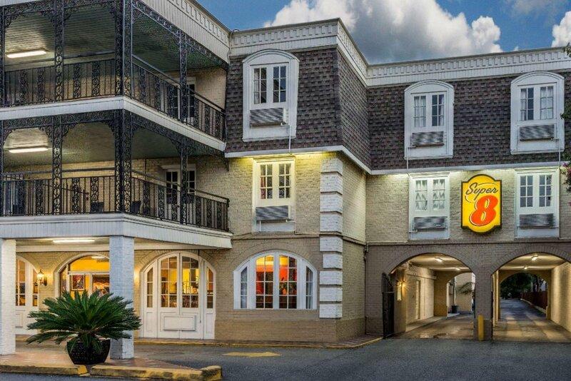 Super 8 by Wyndham New Orleans