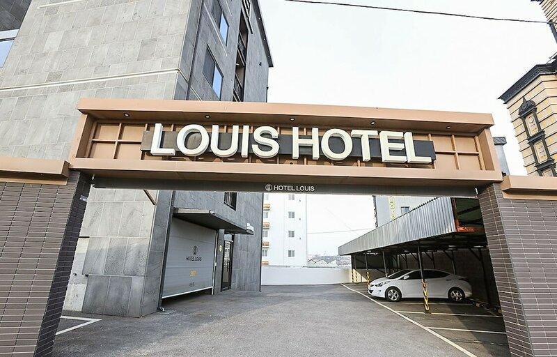Louis Hotel Dong-gu Ulsan