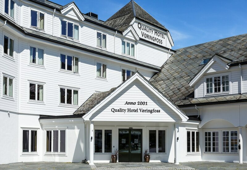 Quality Hotel Voeringsfoss