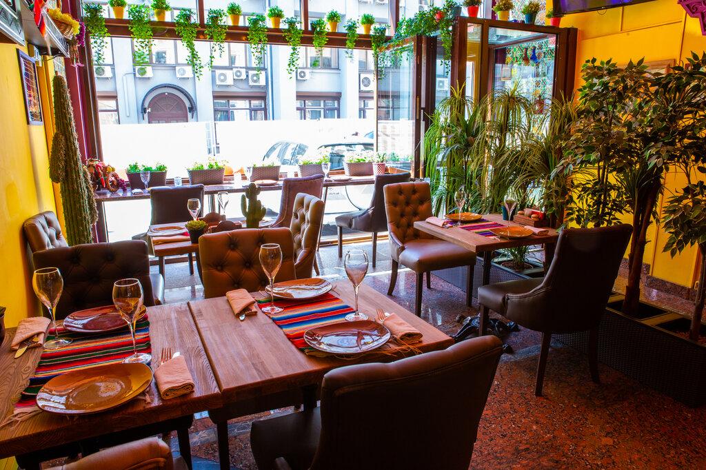 ресторан — Каса Агаве — Москва, фото №1