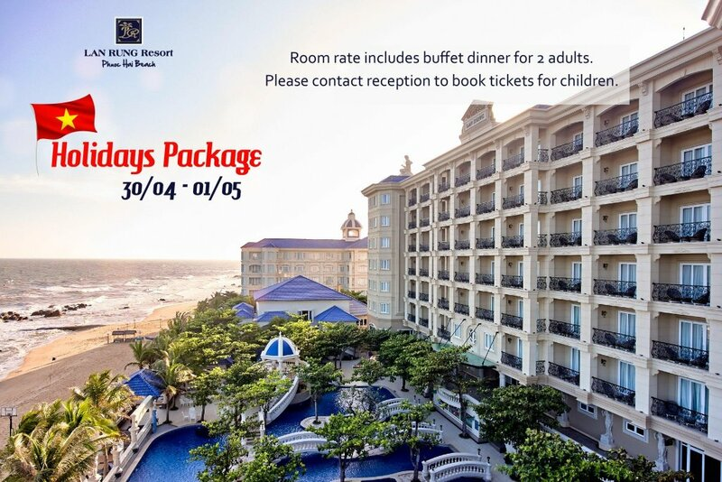 Lan Rung Phuoc Hai Resort and SPA