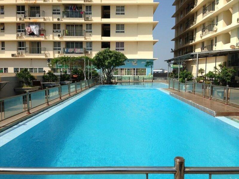 Vung Tau Plaza Design And Cute Apartment