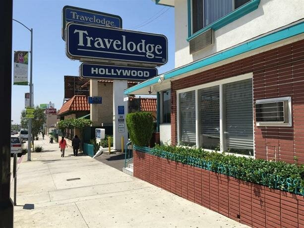 Travelodge by Wyndham Hollywood-Vermont/Sunset