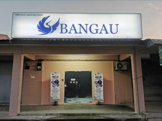 Bangau Capsule Hotel - Downtown Klia