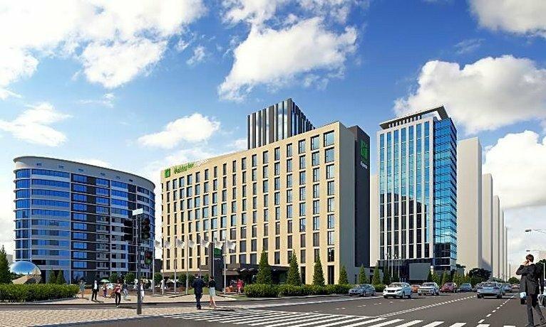 гостиница — Holiday Inn Express Astana - Turan — Нур-Султан, фото №2