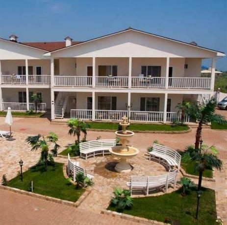 Отель GoodZone club