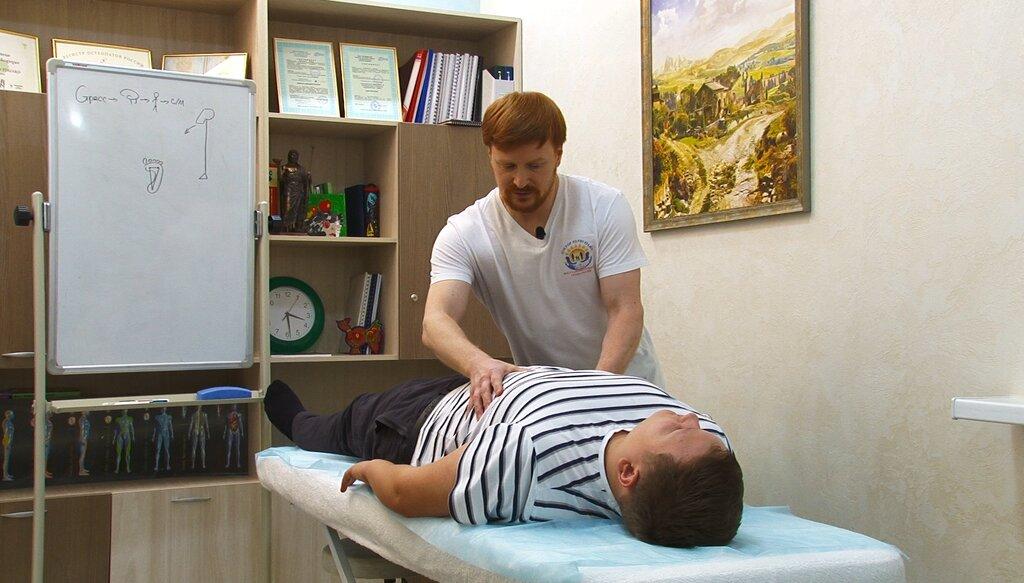 остеопатия — Доктор Первушкин. центр восстановительных технологий — Нижний Новгород, фото №1